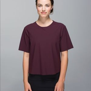 Lululemon Good to Go Tee